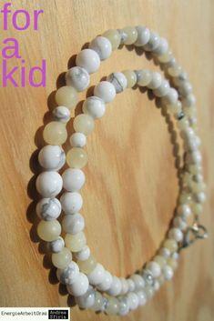* MAGNESIT gelbe CALCIT KETTE fürs Kind * Magnesite yellow Calcite Necklace * Yellow Calcite, Necklaces, Bracelets, Pearl Necklace, Pearls, Children, Ebay, Jewelry, Kids