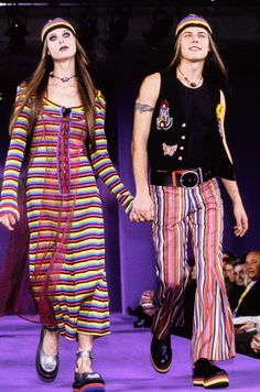 Anna Sui Spring 1993 Ready-to-Wear Collection Photos - Bénédicte Loyen, Zach Siegel