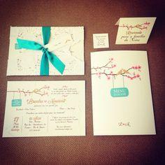 Convites | Abelha Design