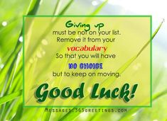 Good Luck Messages, Wishes and Good Luck Quotes - Messages, Wordings and Gift Ideas Exam Wishes Good Luck, Job Wishes, Find A Job, Get The Job, Homemade Gatorade, Good Luck Quotes, Kids Sports Party, Good Luck To You, Wish You The Best