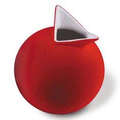 Cuco Vase Red