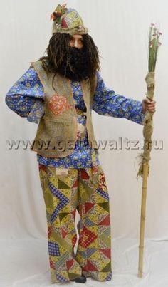 Карнавальный костюм Огурца своими руками. Идеи новогодних ... - photo#30