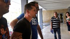 """Major Bitcoin trading site in limbo as Greece arrests Russian man on US charges of laundering $4bn https://tmbw.news/major-bitcoin-trading-site-in-limbo-as-greece-arrests-russian-man-on-us-charges-of-laundering-4bn  Cryptocurrency exchange platform BTC-E has gone on """"maintenance"""" after the arrest of alleged Bitcoin """"crime mastermind"""" Aleksandr Vinnik in Greece. Vinnik has been indicted by a grand jury in California, reportedly on charges of laundering $4 billion.READ MORE: I'll eat my d**k…"""