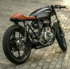 "rankxerox: ""•  saint_motors by @officina_motor_club "" Find more amazing custom bikes HERE"