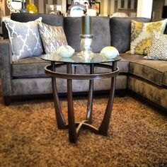 Come check this beautiful floor sample sectional @ the Sofa Outlet! Sofa Outlet, Flooring, Decorating, Check, Table, Furniture, Beautiful, Home Decor, Decor