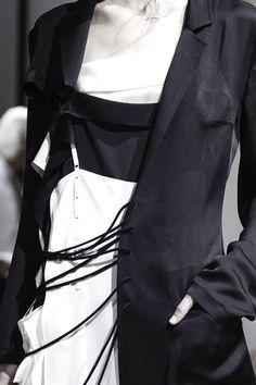 Yohji Yamamoto S/S15