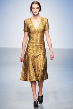 Richard Nicoll | Fall 2014 Ready-to-Wear Collection | Style.com