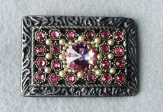 Bling belt buckle, Women's, Teens, Bling,  Swarovski cyrstals,  gift for her, Free shipping