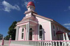 Temple protestant de Mahina. #Tahiti