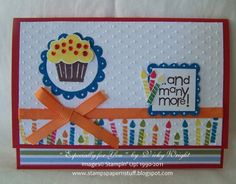 ...And Many More... by Miss Vicky - Cards and Paper Crafts at Splitcoaststampers