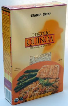 Quinoa (Recipe: quinoa pudding) - The Perfect Pantry®