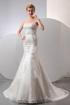 Wedding Dress Outlet, Wedding Dress Prices, Wedding Dresses 2014, Cheap Wedding Dress, Wedding Gowns, Tulle Wedding, Ivory Wedding, Weeding Dress, Tea Length Wedding Dress