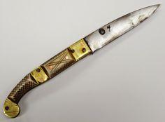Contemporary Makers: Folding Pocket Knife