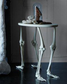 Skeleton Bone Table