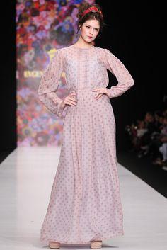 EVGENIYA KRYUKOVA / Mercedes-Benz Fashion Week Russia