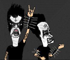 Gifs Rock-Metal