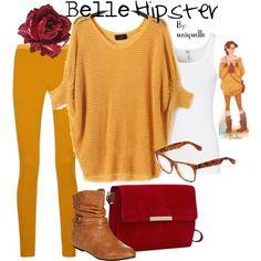 """""""Belle"""" by uniquelle on Polyvore"""