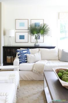 artwork for living room ideas layout design 434 best diy images in 2019 abstract art canvases 2018 summer home tour blue and white pillowscoastal roomsliving