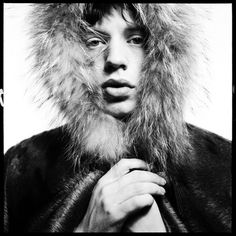 Mick Jagger by David Bailey, 1964 #rollingstones #photography