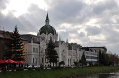 Art gallery and the art university...Sarajevo, Bosnia and Herzegovina