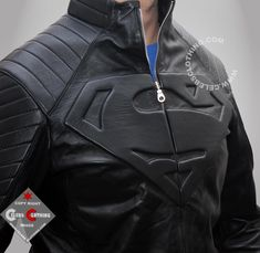http://www.celebsclothing.com/products/Superman-Smallville-Black-Leather-Jacket.html  New Year Promotion Up-to 50% Off with Free Shipping + Choose your Free Gift-- Get a Superman Smallville Jacket for mens. Online Tom Welling Jacket at Celebs Clothing store.