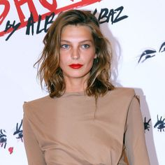 daria werbowy haircut