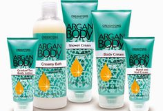 For your chance to win a complete set of the Argan Body Range, just answer the question! Win a prize every single day in 2016 through