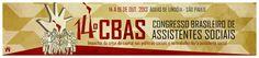 CBAS 2013 - Congresso Brasileiro de Assistentes Sociais - em Outubro 2013! #evento #congresso #aguasdelindoia