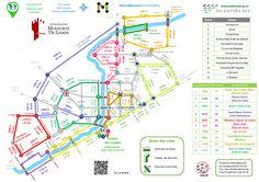 Metrominuto de Rutas Saludables de Monforte de Lemos