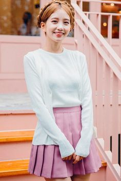 [K-Fashion] Tennis Skirt
