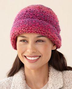 One Stitch Hat (Knit)