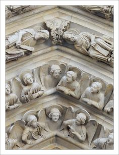 Angels of Notre-Dame by divail
