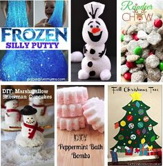 Every day I've been posting free frugal gift ideas on my latest Pay It Forward party, such as Frozen Silly Putty, Olaf Sock Snowman, Reindeer Chow {Muddy Buddies}, Marshmallow Snowman Cupcakes, DIY Peppermint Bath Bombs, Kid-Friendly Christmas Tree, Window Cling Snowflakes as well as other gift ideas.  Plus we are playing games, like Battle of the Jams, Guess the Christmas Movie,  and the Outfit game. Come join us! https://www.facebook.com/events/550263835118082/