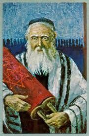 With Torah, Artist-Signed