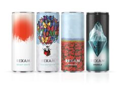 Rexam New Horizons on Packaging of the World - Creative Package Design Gallery