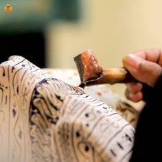 Batik Tulis. Indonesia.