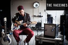 The Vaccines - Freddie Cowan shows us how to play the track 'Bad Mood' on guitar. http://www.roland.co.uk/blog/learn-to-play-bad-mood-by-the-vaccines-with-freddie-cowan