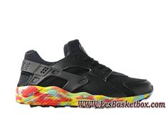 quality design beef7 3c029 Nike Air Huarache Noir Color 318429 ID3 Homme Urh Basket Pour Noires Color  - 318429 ID3 -