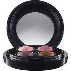 Mac Mineralize Eye Shadow Palette (48 CAD) ❤ liked on Polyvore featuring beauty products, makeup, eye makeup, eyeshadow, mineral eye shadow, mineral eye makeup, mac cosmetics, palette eyeshadow and mac cosmetics eyeshadow