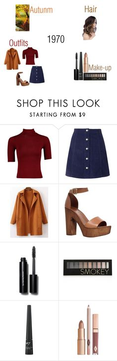 A fashion look from January 2016 featuring turtle neck top, long sweater coat and button front skirt. Browse and shop related looks. Photography Outfits, Clothing Photography, Carvela, Bobbi Brown, Forever 21, Topshop, Cosmetics, Shoe Bag, Polyvore