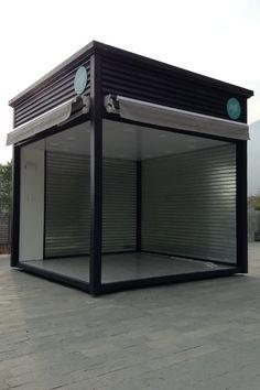BKT Mobiliario Urbano   Quiosco comercial 004