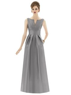 Alfred Sung Style D655 http://www.dessy.com/dresses/bridesmaid/d655/