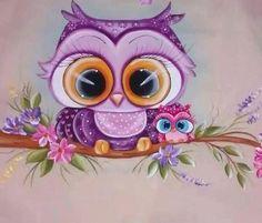 Diamond painting cross stitch pattern diamond embroidery owl, bird mosaic resin full diamond home decoration DIY painting Tole Painting, Diy Painting, Art Mignon, Owl Pictures, Beautiful Owl, Owl Crafts, Kids Crafts, Owl Art, Baby Owls