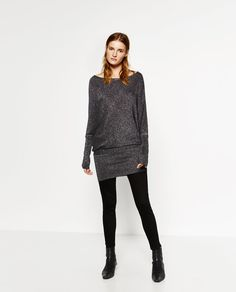 ASYMMETRIC SWEATER - Available in more colours