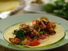 Cauliflower tacos | Sunday Brunch