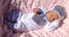 White+Baby+Girl+Romper+Set+Infant+One+Piece+Set+by+MyLolliflopsLLC,+$36.00