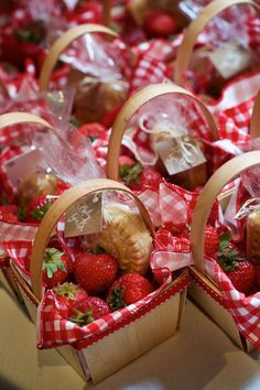 Classy Baby Shower in Alexandria, VA A classy, neutral baby shower in Alexandria VA – strawberry shortcake picnic favor Related posts: Strawberry Shortcake Trifles Classy Baby Shower, Baby Q Shower, Fiesta Baby Shower, Baby Shower Favors, Shower Party, Baby Shower Parties, Baby Shower Themes, Baby Shower Gifts, Shower Ideas