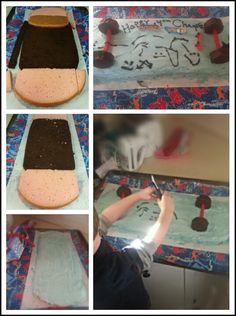 #skateboardcake #bday