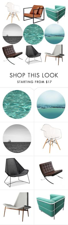 """chairs"" by soy-sony-gg on Polyvore featuring interior, interiors, interior design, hogar, home decor, interior decorating, Thos. Baker y Modloft"