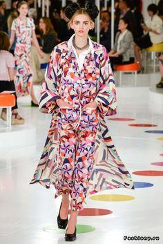 Chanel Круизная коллекция 2016
